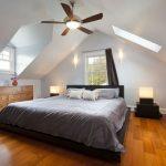 Cách chọn quạt trần cho phòng ngủ hiện đại thông thái nhất
