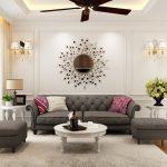5 mẫu quạt trần cực gọn chỉ dành cho trần nhà thấp